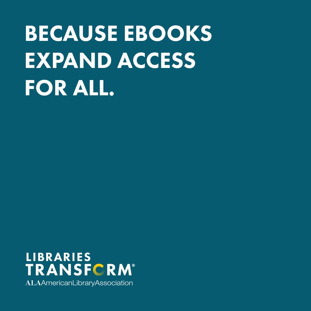 Denver Public Library joins campaign against eBook embargo - please join!