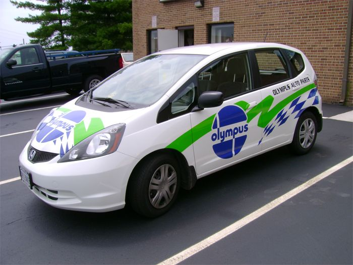 Olympus Vehicle Graphics