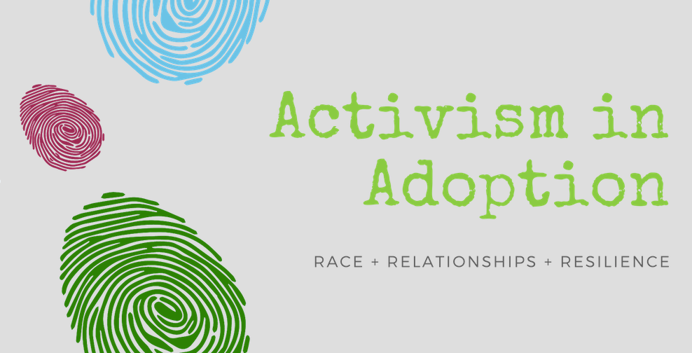 Activism in Adoption Speaker Series: Featuring Dr. Beverly Tatum
