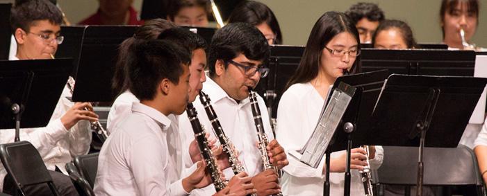 Wind Ensembles