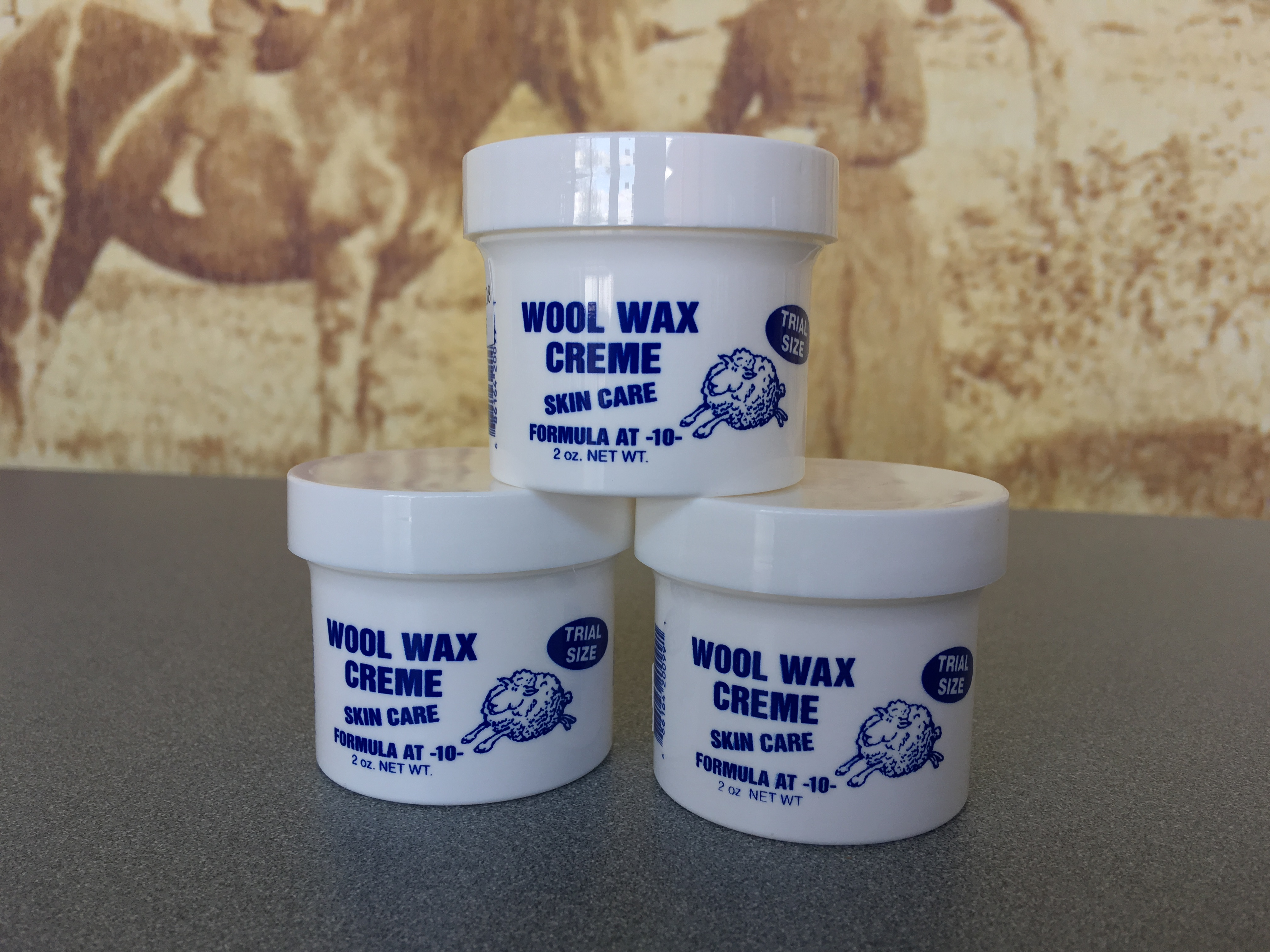 Wool Wax Creme - 2oz. Jar