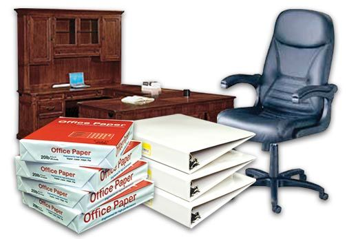 Office Furniture and Supplies