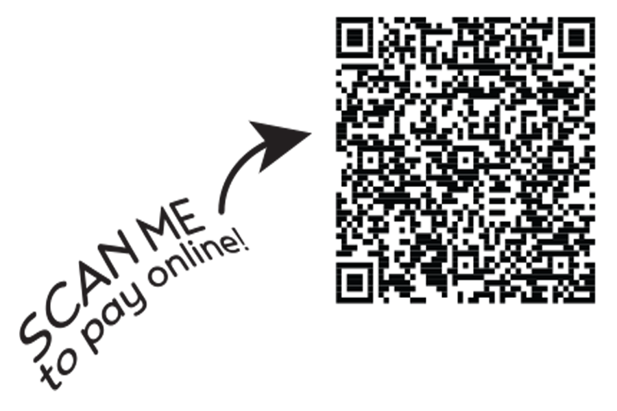 Scan Me Donation Link