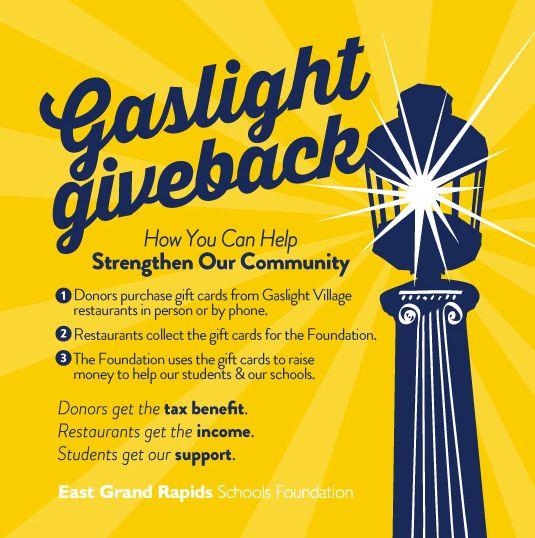 Strong Start for Gaslight Giveback Program