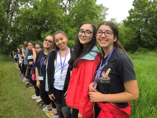 Young Leaders Find Inspiration at Seeds of Hope Felician Youth Leadership Experience
