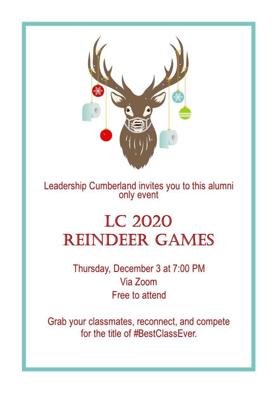 LC 2020 Reindeer Games