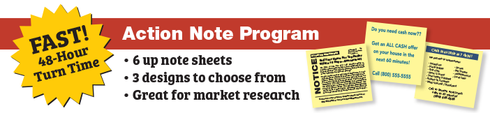 Action Note Program