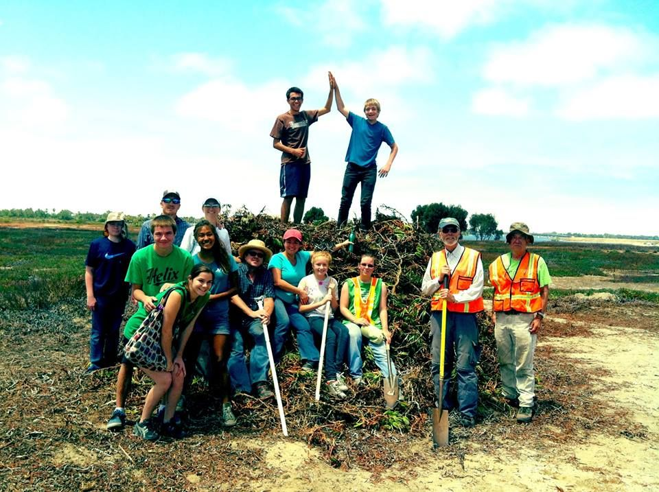 Habitat Restoration Events