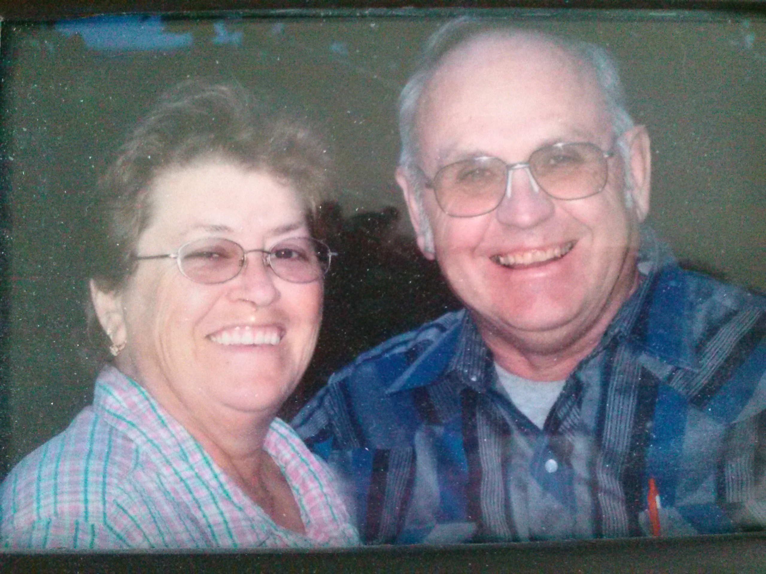 Larry and Debra Cartmell