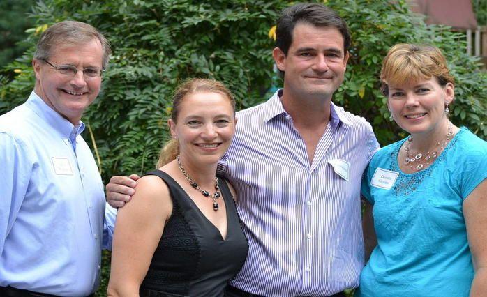 Charlie Weidman, Anne & Keith Wargo, Deirdre Gelinne