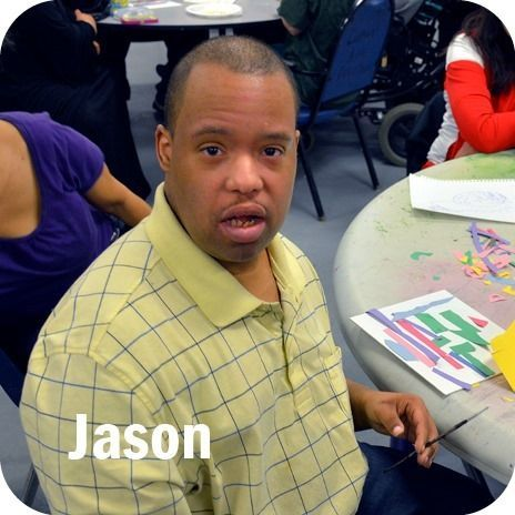 Jason, January Artist of the Month