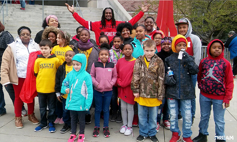 Central Park After-School Program Goes Red And White