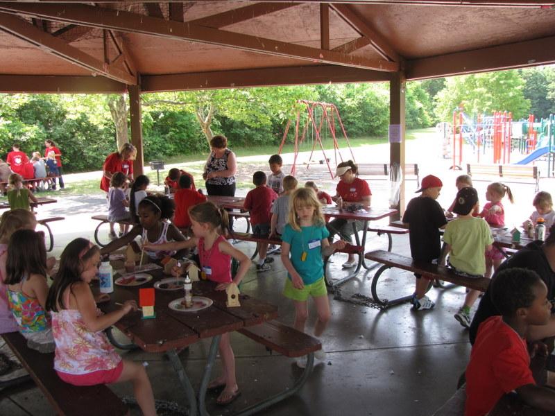 Animal Exploration Camp 2014