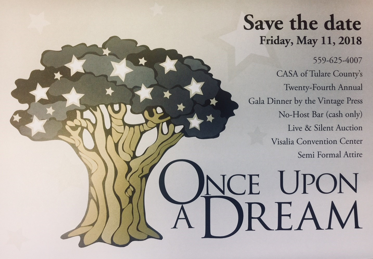 CASA of Tulare County 24th Annual Once Upon a Dream Event