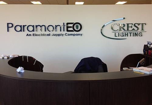 Paramont Crest Lighting