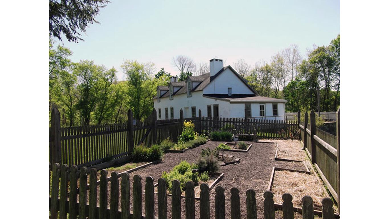 Holcombe-Jimison Farmstead Museum 1