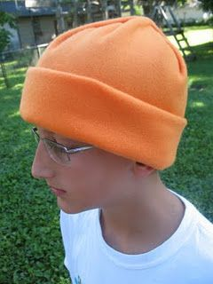 Fleece Hat Project