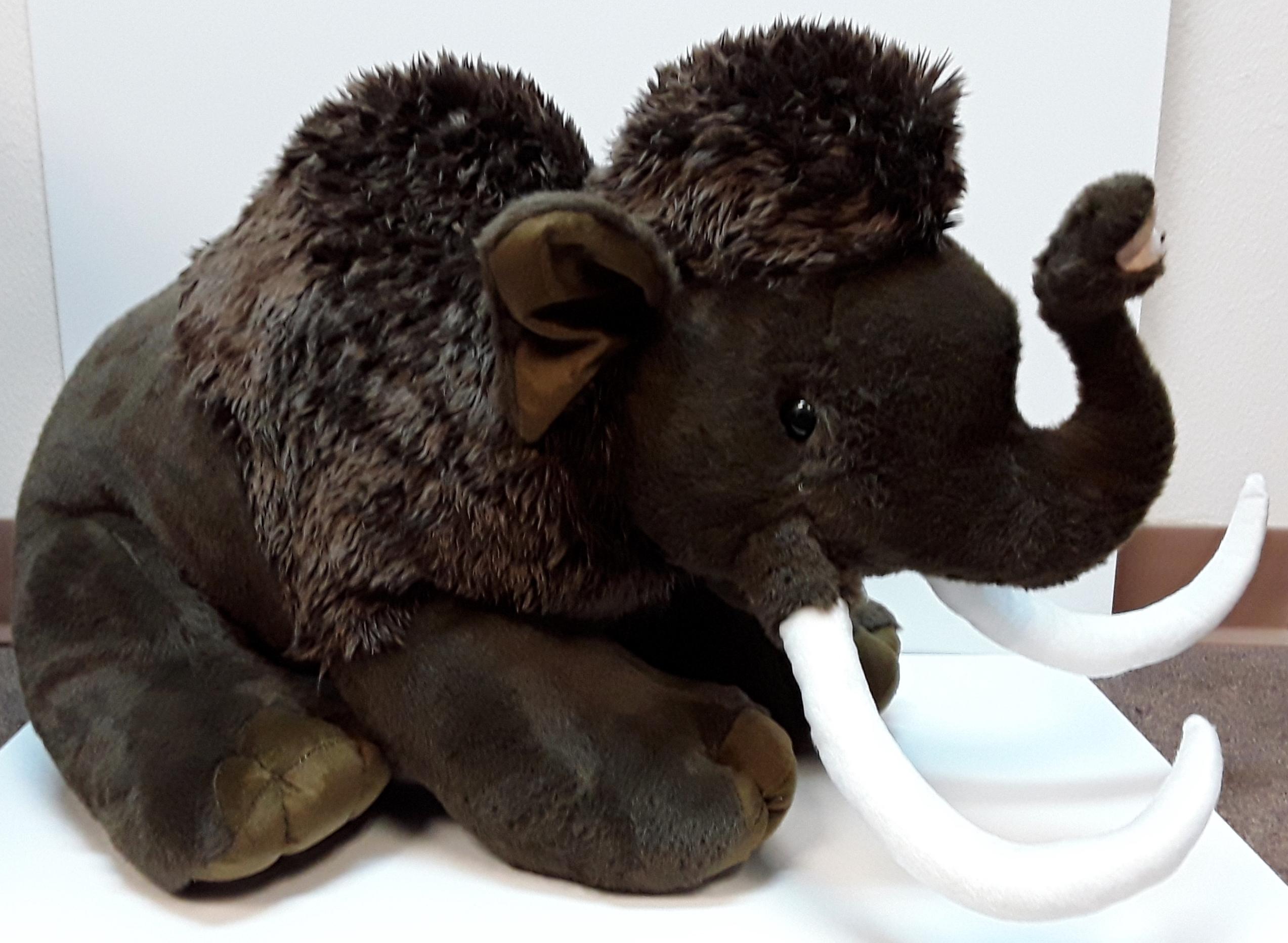 Jumbo Woolly Mammoth