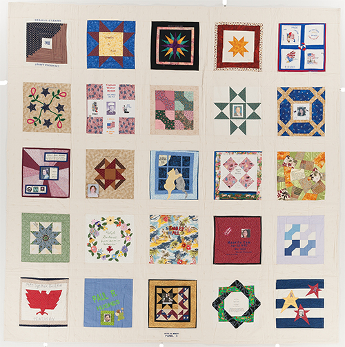 Quilt House Unveils 'United in Memory' Collection