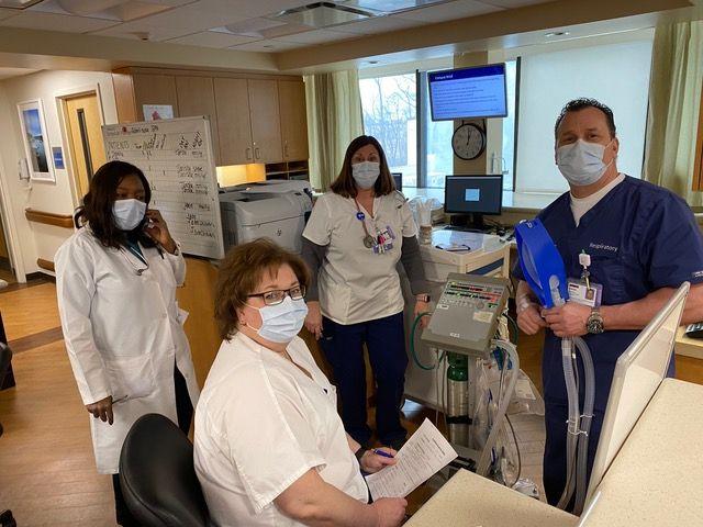 Peconic Bay Medical Center Group Photo
