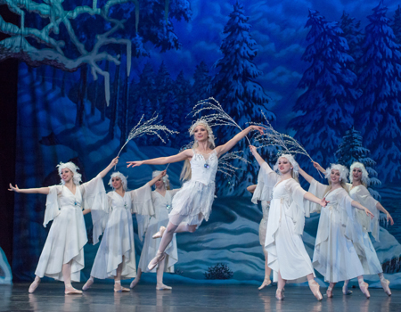 Ballet Nebraska's The Nutcracker