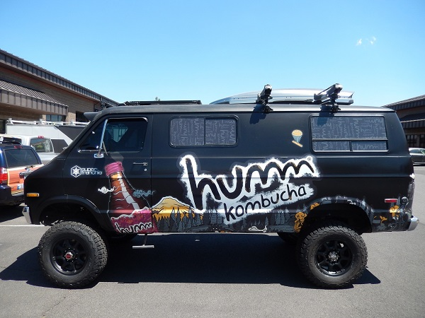 Partial Vehicle Wraps Bend OR, Central OR