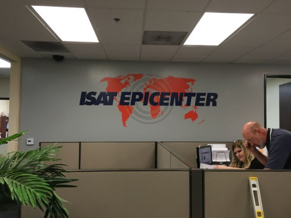 Brighten work spaces with wall graphics in Orange County CA