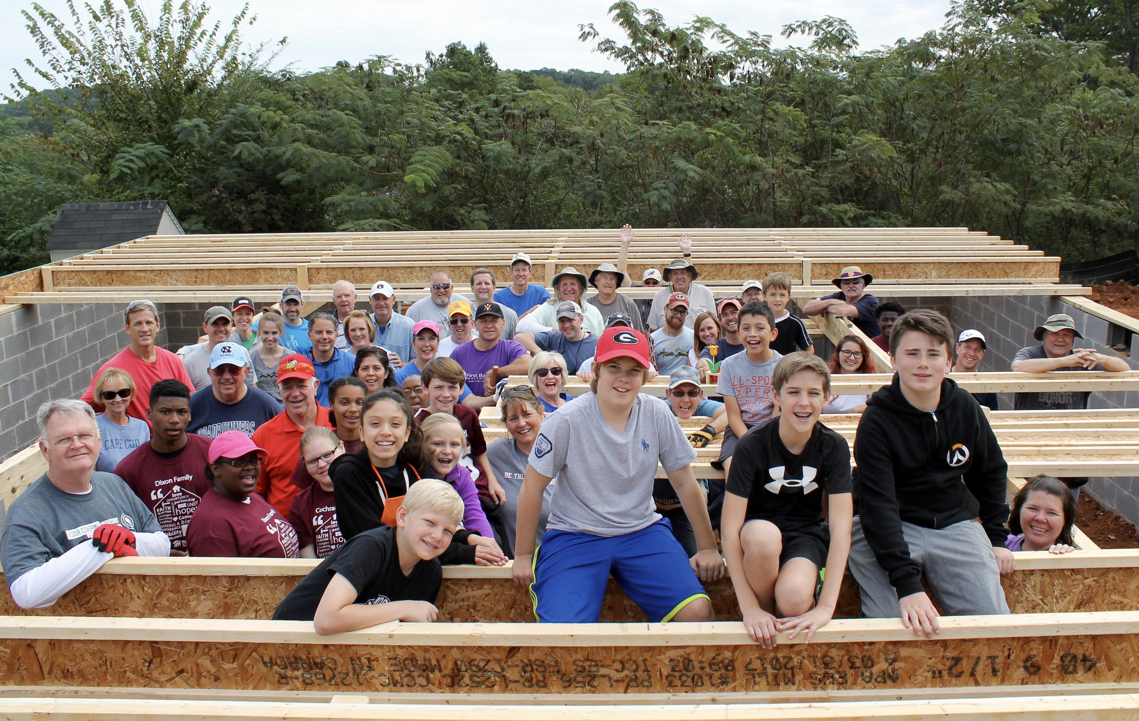 First Baptist Blitz Build 2017