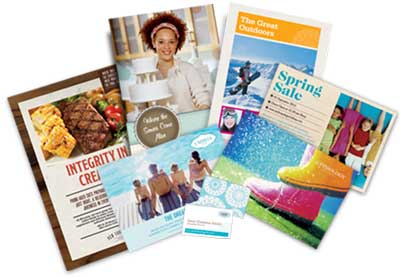 Brochure printing, flyers, booklets, handouts and more