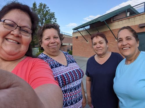 Picture of group of Hispanic women