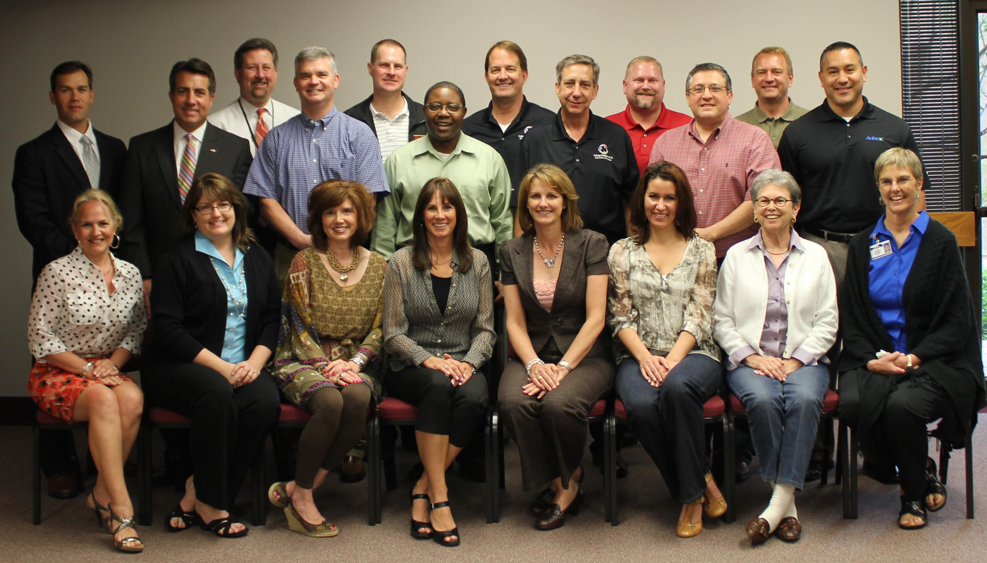 2012-13 Board of Directors