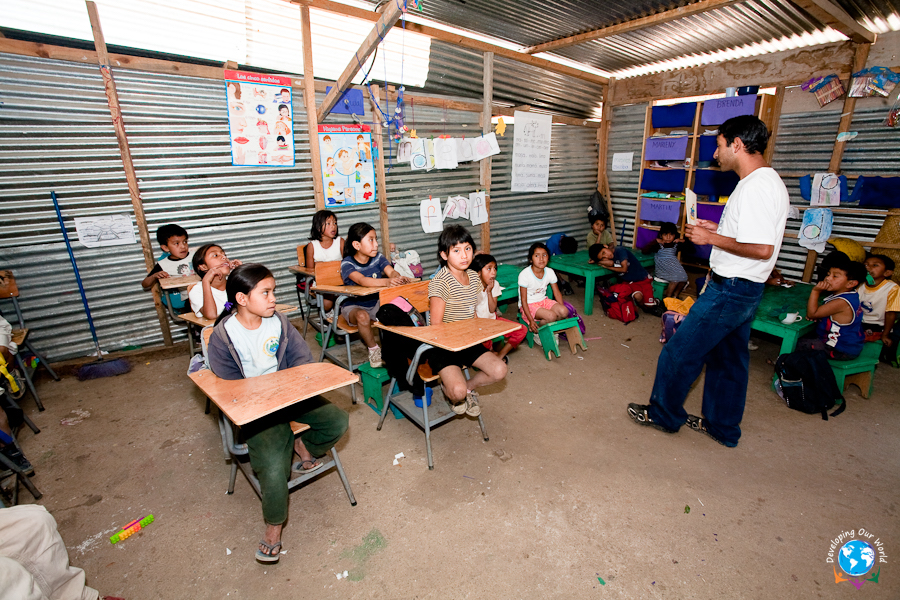 Guatemala Struggles to Provide its Quality Education
