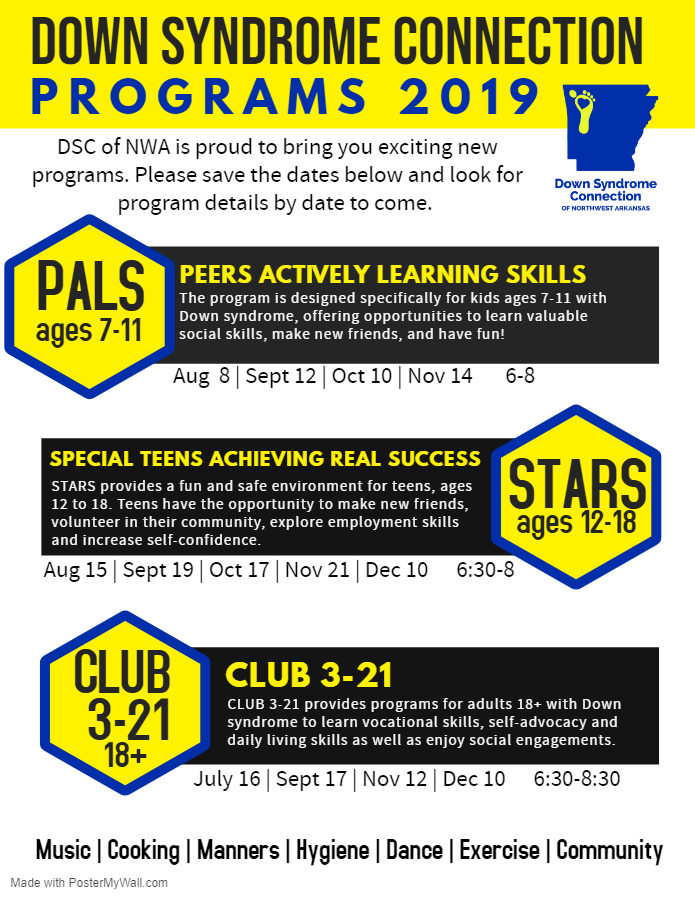 PALS Program Ages 7-11 (Peers Actively Learning Skills)