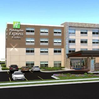 Holiday Inn Express - Marshalltown