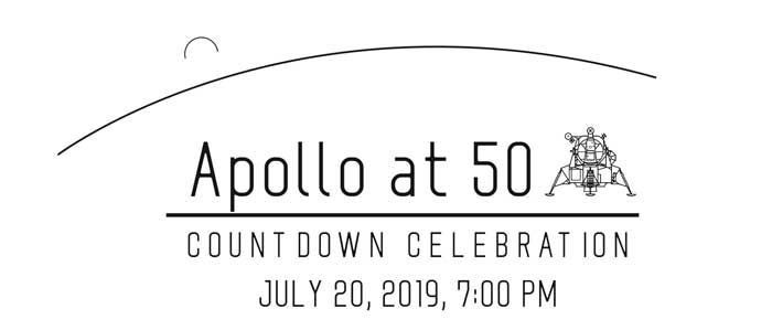 Apollo at 50 Countdown Celebration