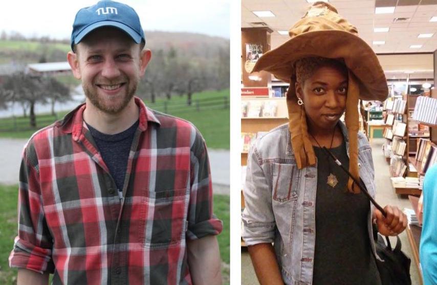 Meet Your Apprentices: Eli and Kione