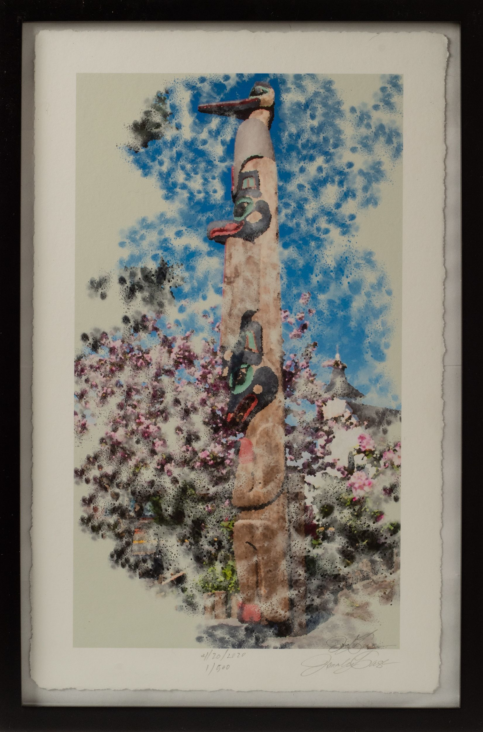 """Chief Kyan in Spring"" - Janalee Gage"