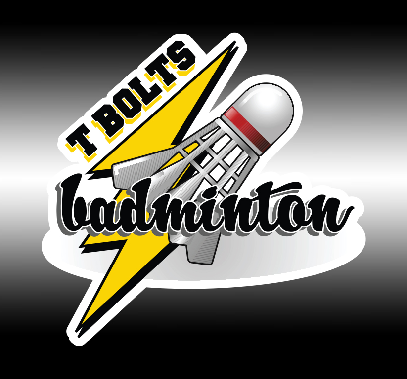 T Bolts Badminton