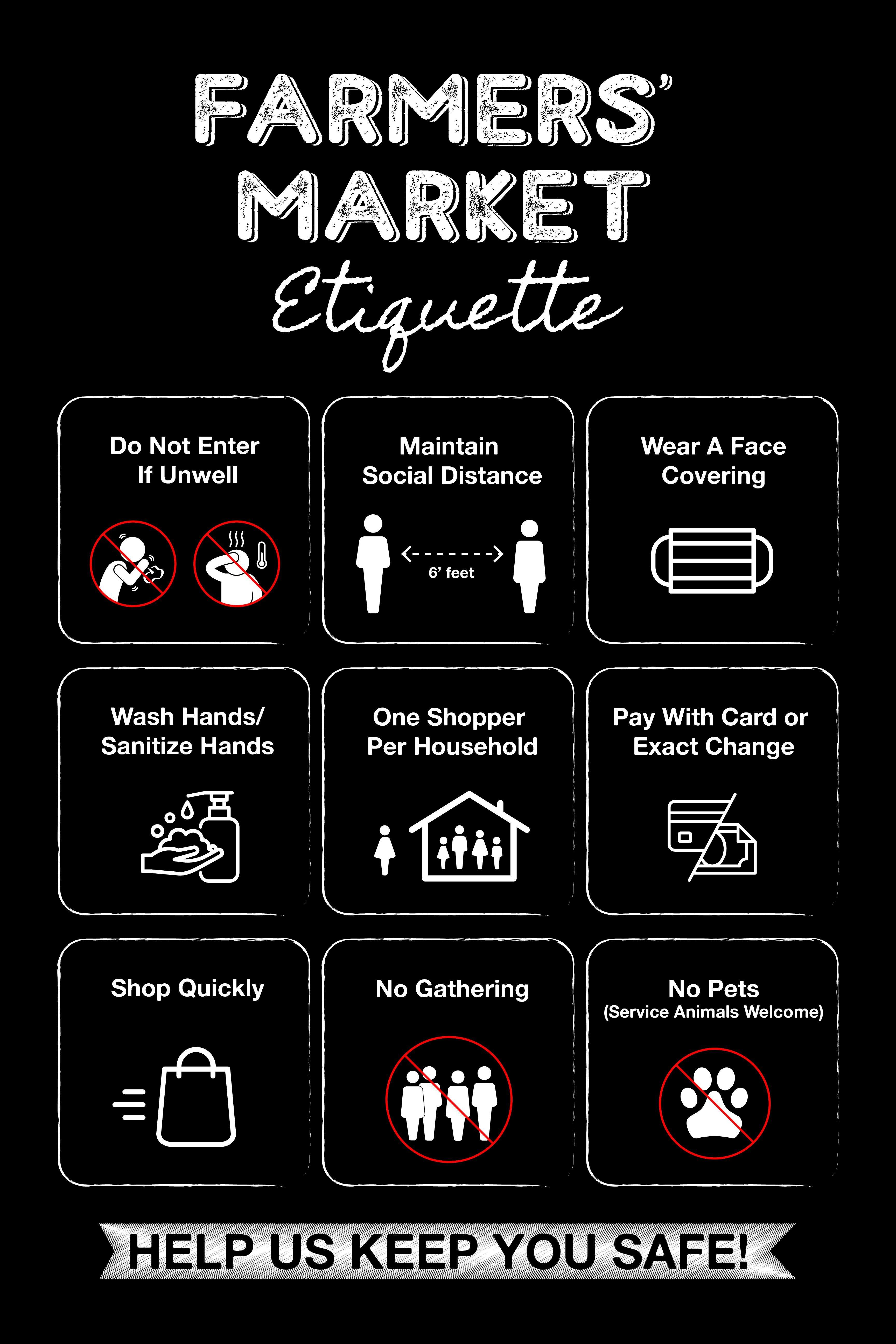 Market Etiquette