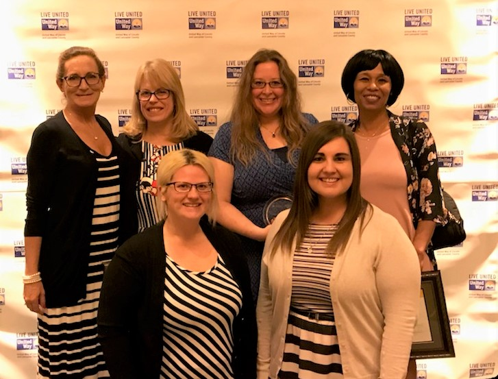 2018 United Way Meeting and Recognition