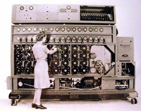 1943: First Bombe to Nebraska Ave.