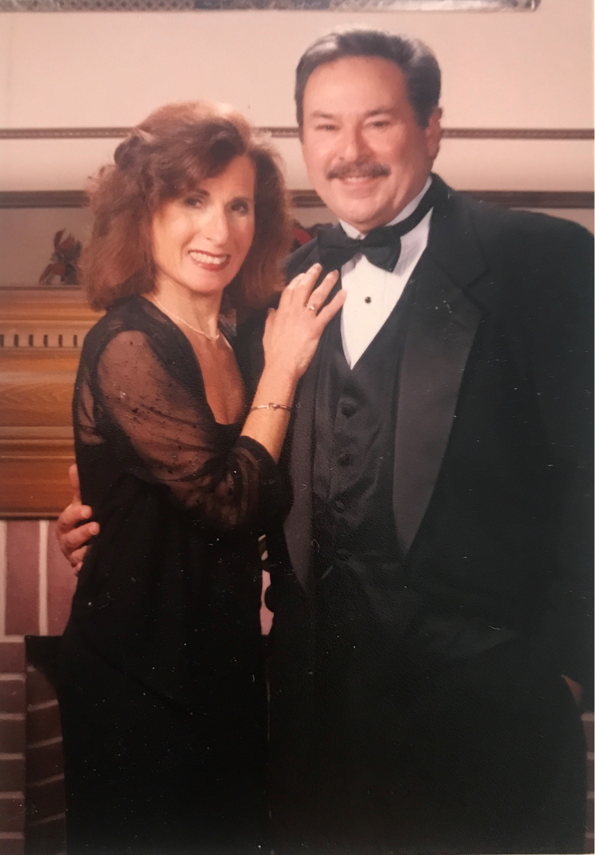 Danna and Roger Levy