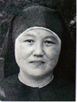 OUR PIONEERS: Oblate Agnetta Chang