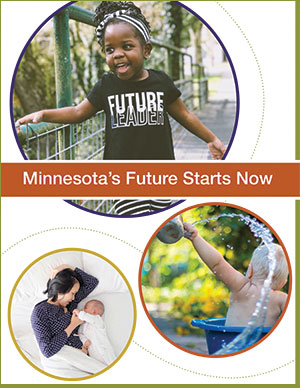 Prenatal to Grade Three Coalition brochure