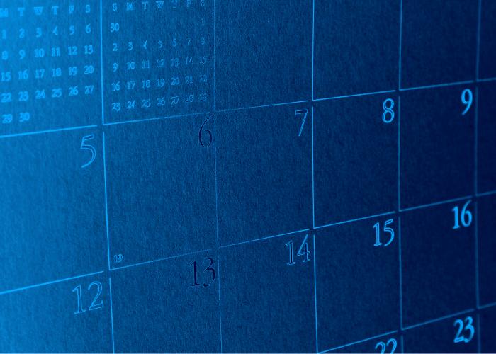 New year, new Agency Calendar!