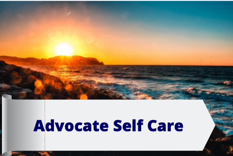 Advocate Self Care