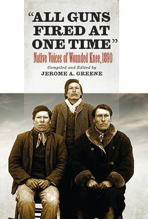 New State Historical Society book offers firsthand accounts of Wounded Knee