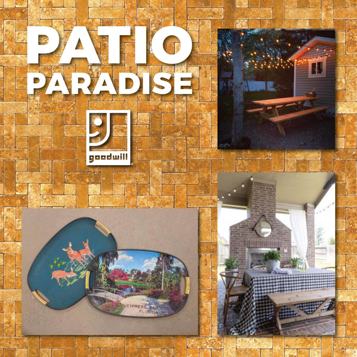 Patio Paradise