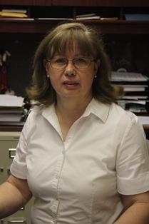 Cyndi Suggs - Office Receptionist