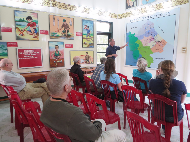 Danaan Parry Landmine Education Center